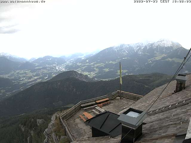 Webcam Watzmannhaus